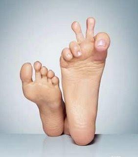 douleur pied orteil