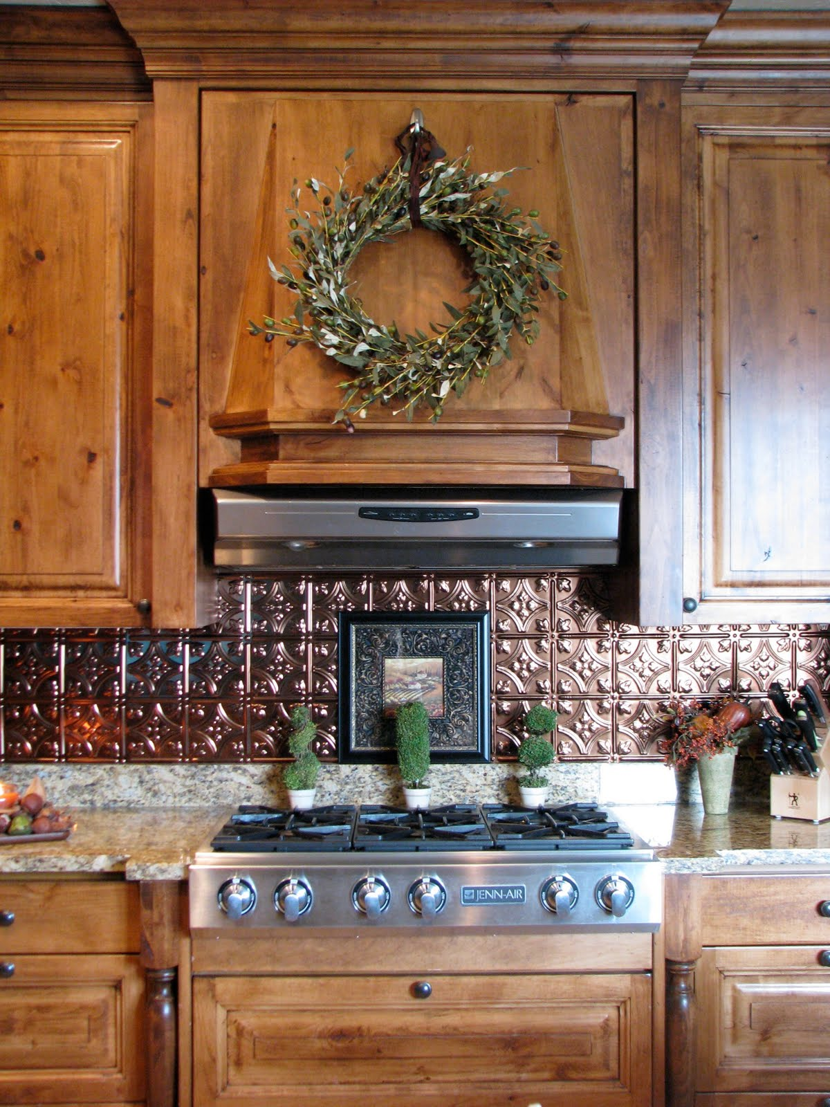 The Gathering Place Design: Kitchen Backsplash Makeover