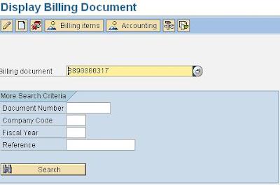 SAP e-mory: SAP VF03 Print Sales Invoice