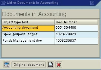 SAP e-mory: SAP MR8M Reversing MIRO Invoice