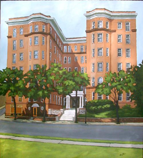 Terrace Court Apartments Birmingham Al: Art By Patsy Blake
