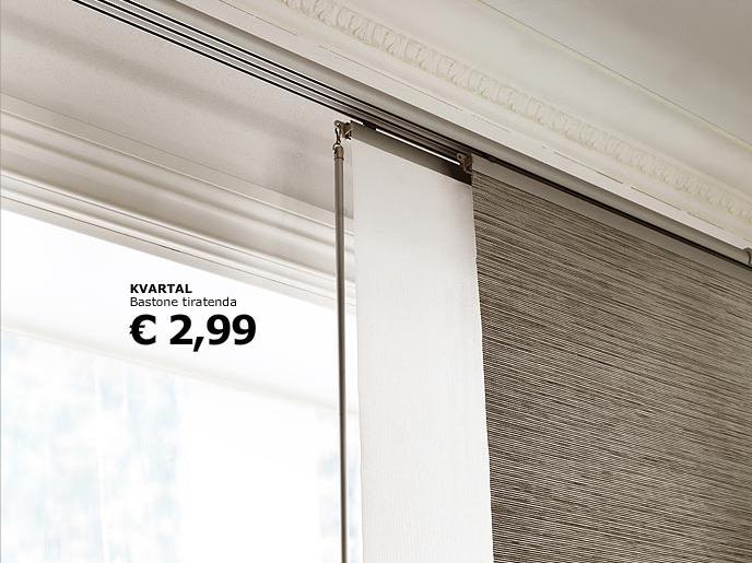Partiamo da una proposta semplice ma efficace: Mobili Lavelli Tende A Pannello Ikea