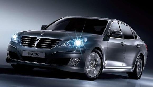 New Cars Hyundai Equus