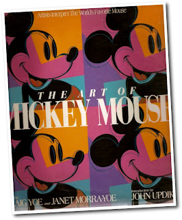 art of Mickey Mouse
