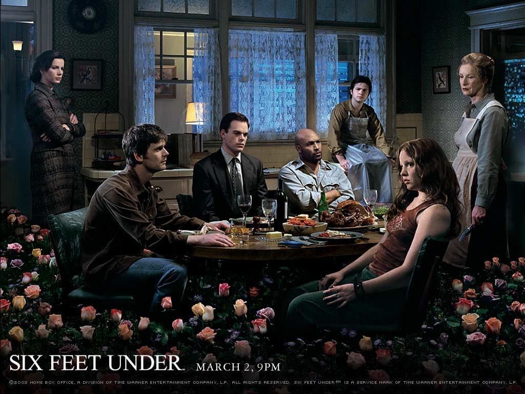 Best Quotes From Six Feet Under: Crittersworld: Six Feet Under ---best Show Ever Created