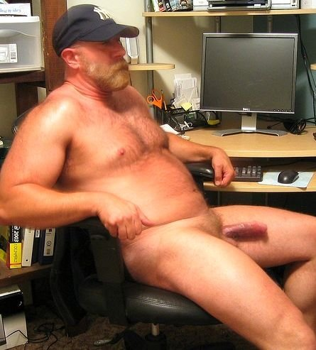 nude at work