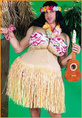 Fat Hawaiian Woman 80