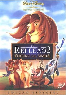 Baixar Filme O Rei Leão 2 - O Reino de Simba - Dublado