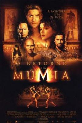 Baixar Filme O Retorno da Múmia - Dublado
