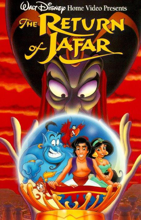 Baixar Filme Aladdin e o Retorno de Jafar - Dublado