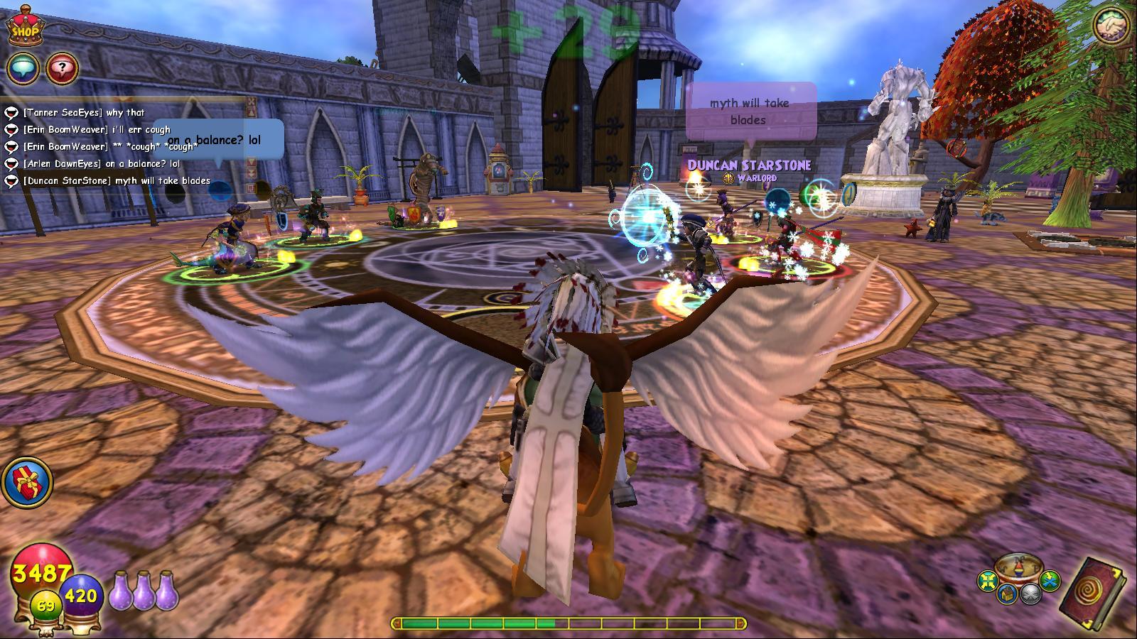 Valerians School For Wayward Wizards January 2011