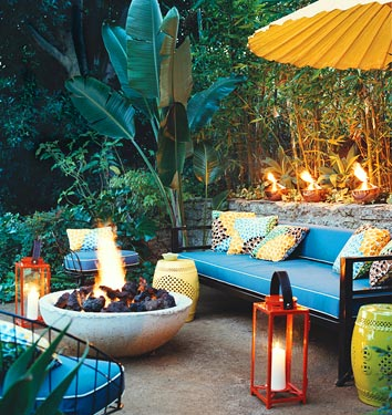 Creating an Outdoor Oasis on the Cheap! on Cheap Outdoor Living id=70095
