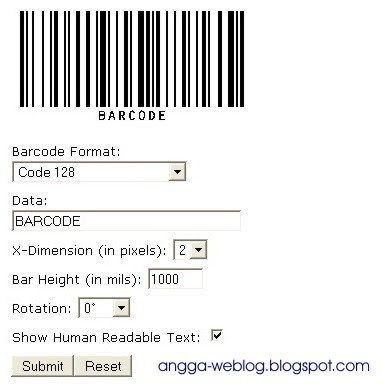 How Do I Create A Barcode and QR Code Image For Free?