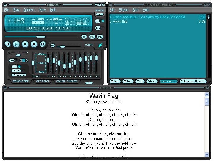 Fifa World Cup 2010 Official Theme Song Free Download - cecrise