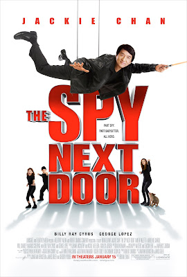 Jackie Chan - Spy Next Door La película