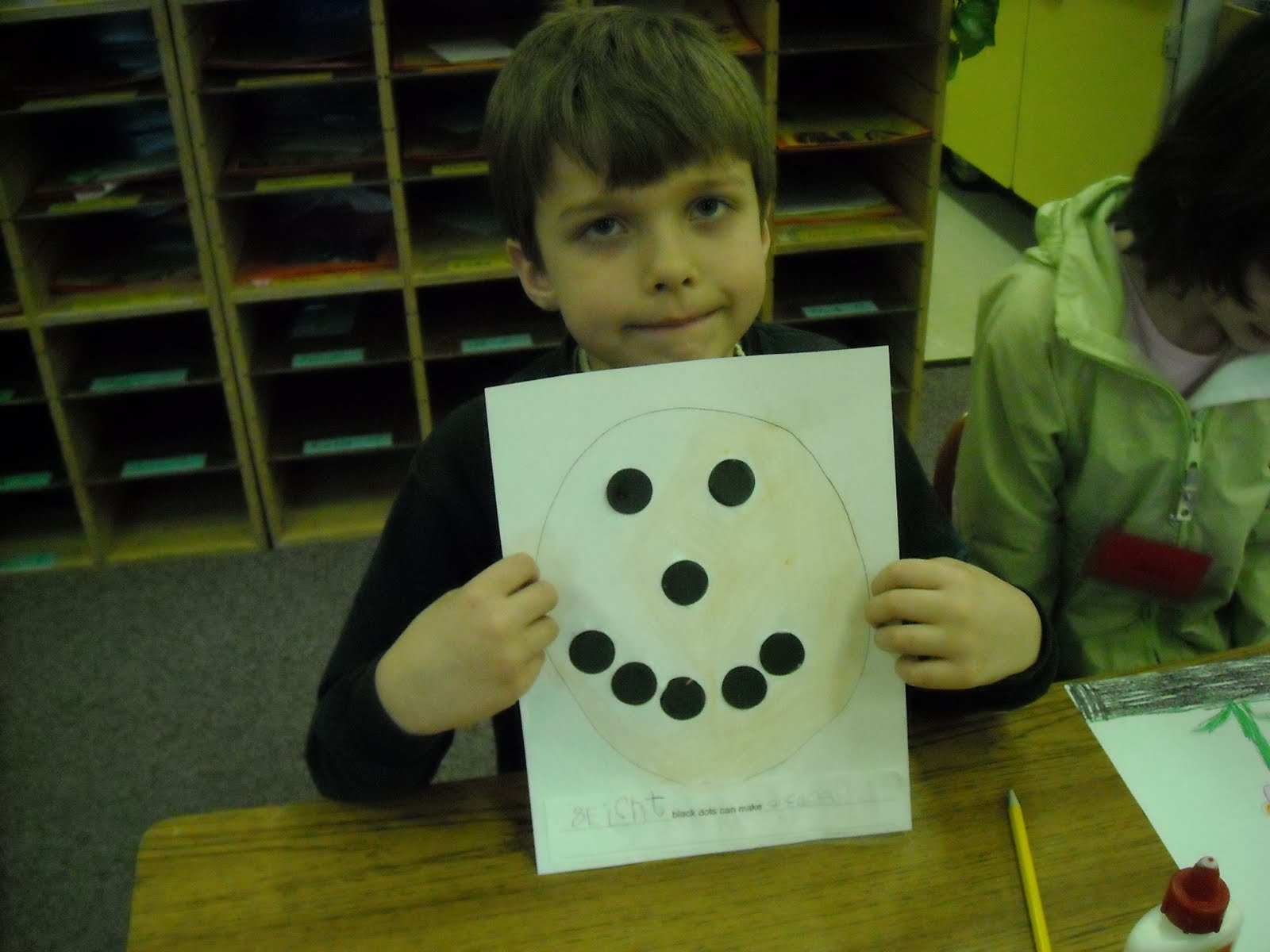 Mrs swanson s am blog 10 black dots by donald crews