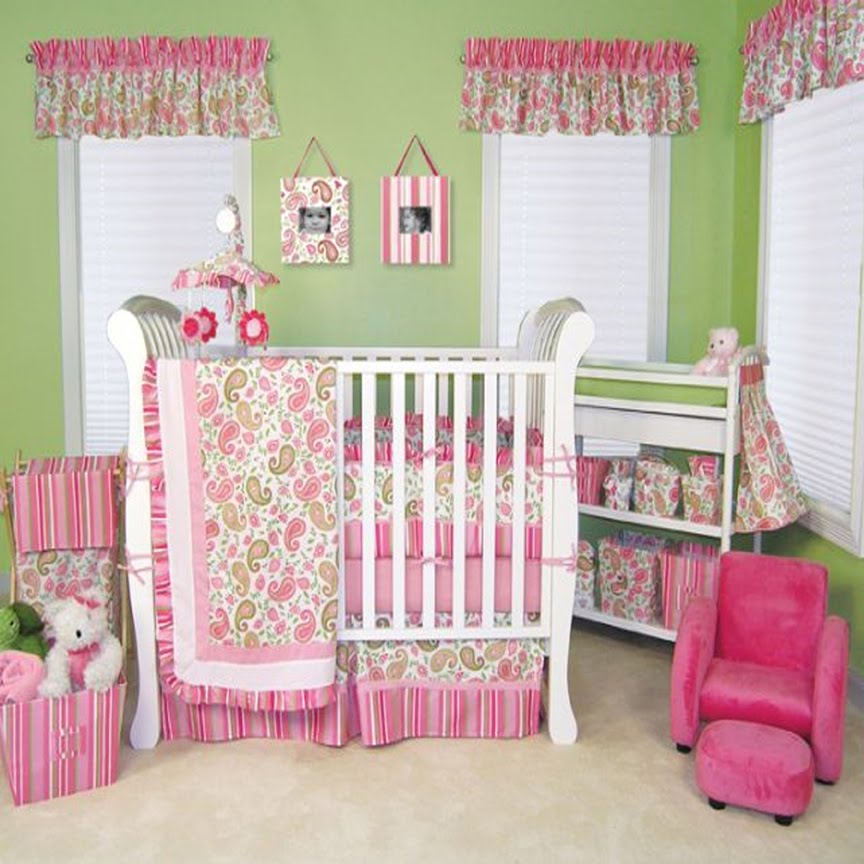baby nursery decor 2017