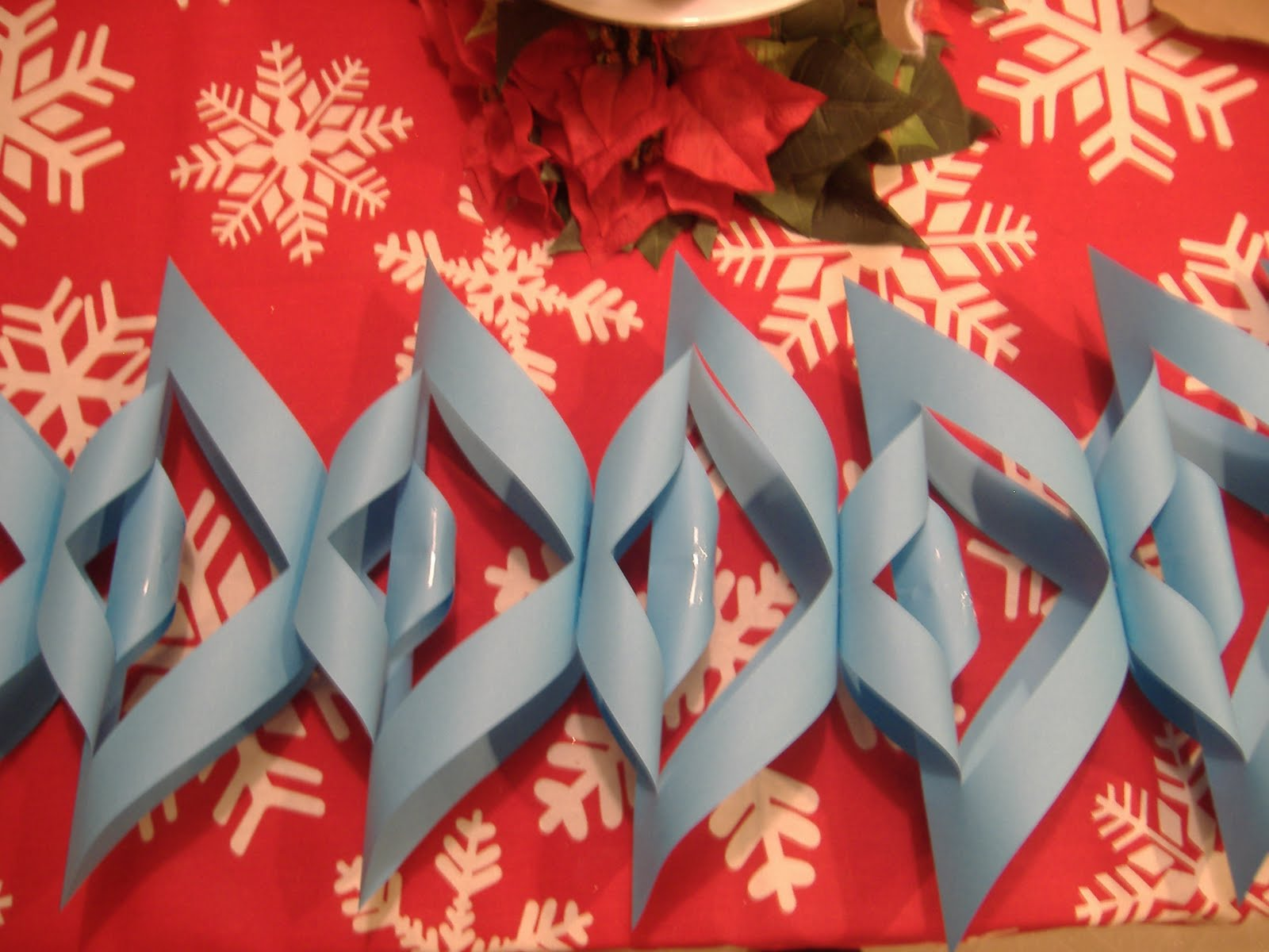 Tuesday Tutorial - Paper Snowflakes - Revel and Glitter