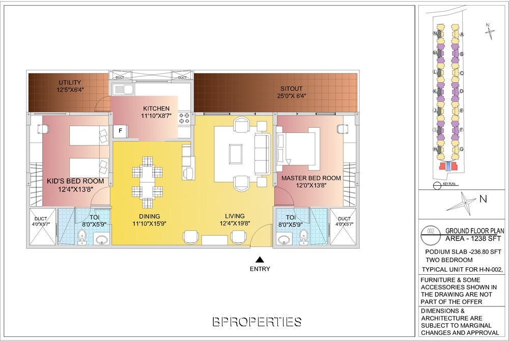 Apartment Floor Plans In Bangalore