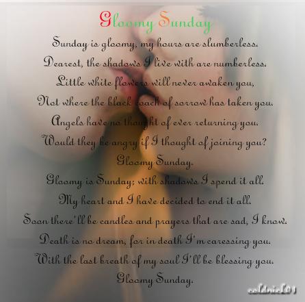 Chủ nhật buồn Seress