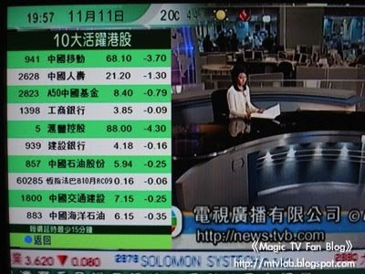 Magic TV Fan Blog: 頻道83 無綫互動新聞臺 正式開臺