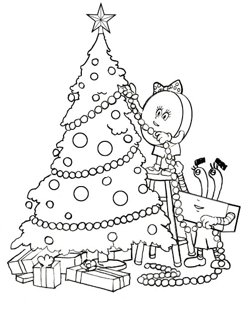 cute christmas learn to