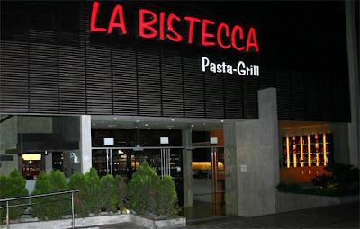 Restaurantes en per for Fachadas de restaurantes modernos