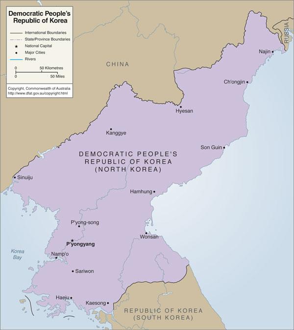 Kerry B. Collison Asia News: Korea - The Sinking of the Cheonan
