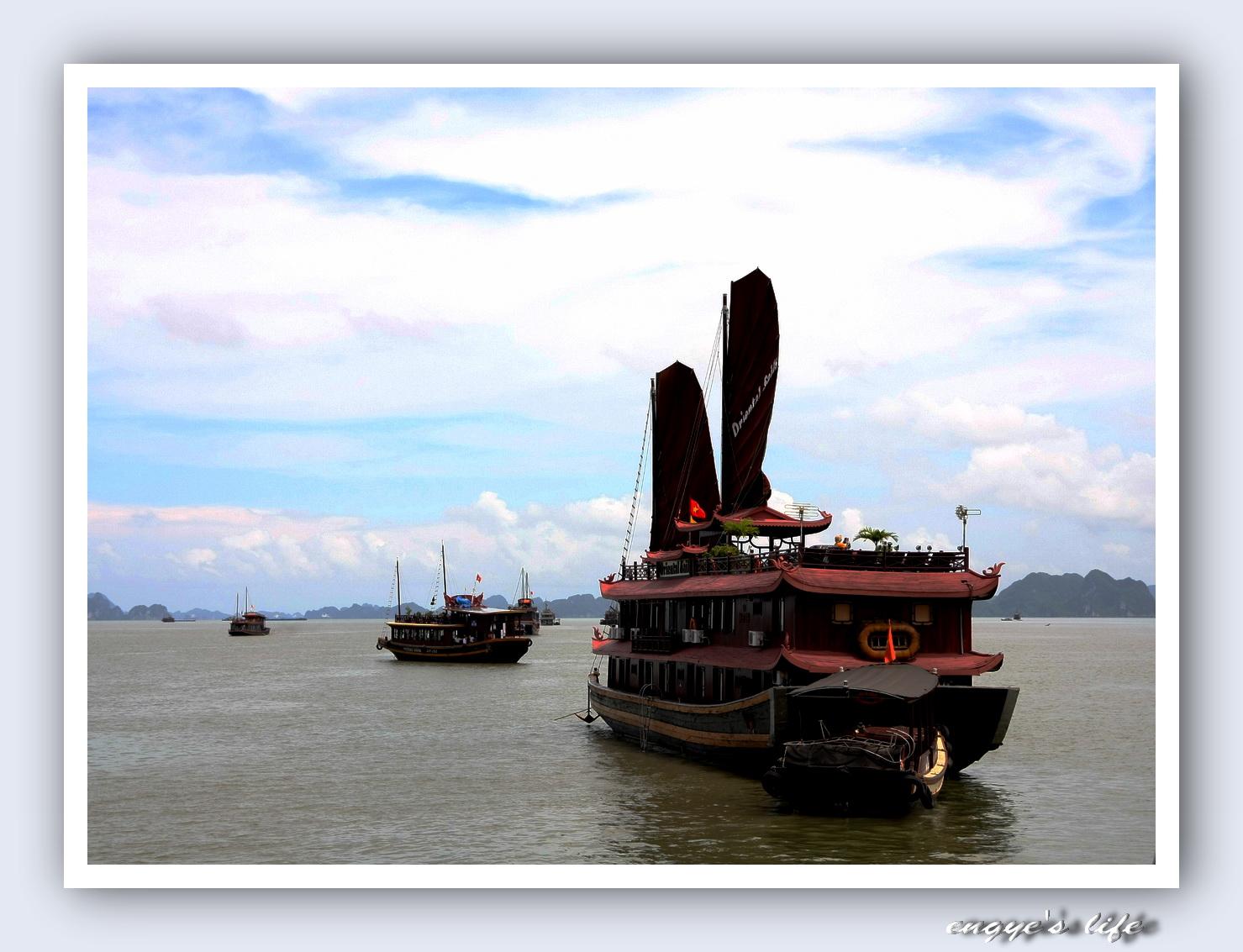 ♫~~** 方格字行間 **~~♫: 單眼看越南下龍灣
