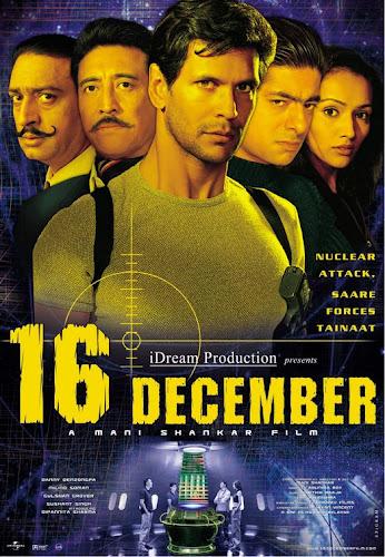 16 December (2002) Movie Poster