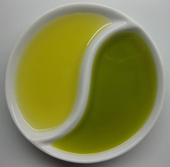 test af olivenolie