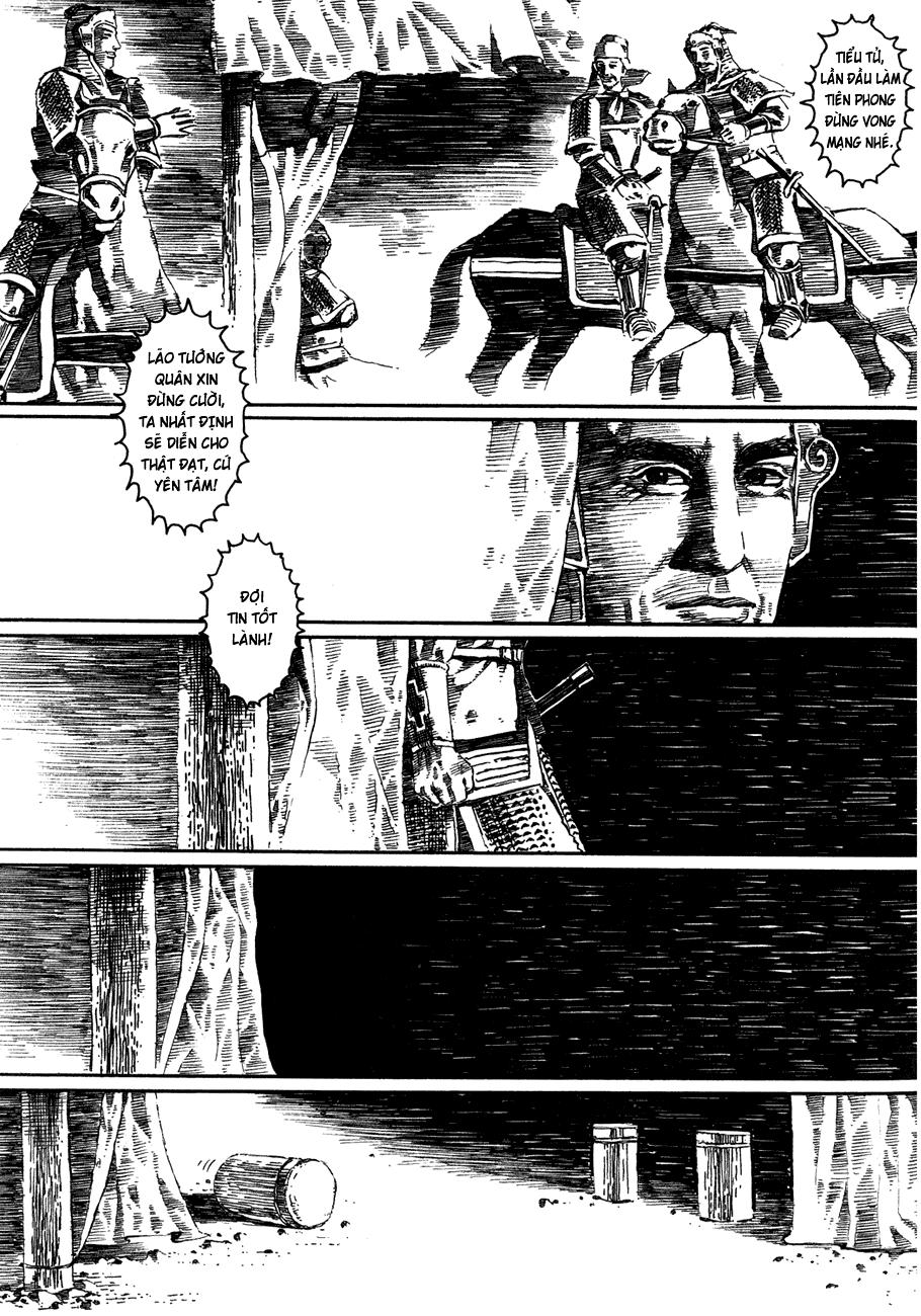 Bất Thị Nhân hồi 008: rường cột cuối cùng 4 trang 6