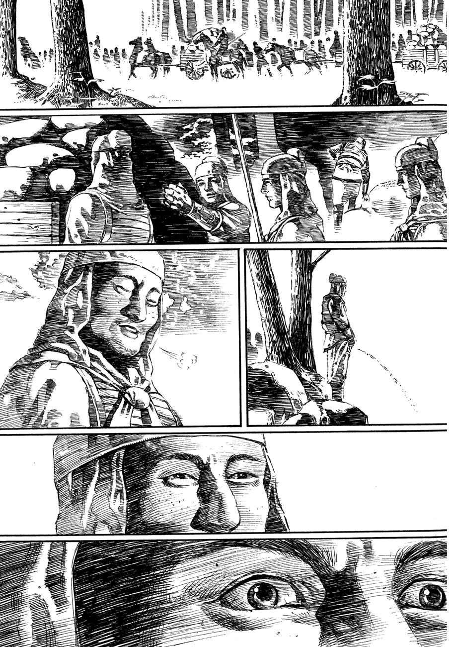 Bất Thị Nhân hồi 008: rường cột cuối cùng 4 trang 26