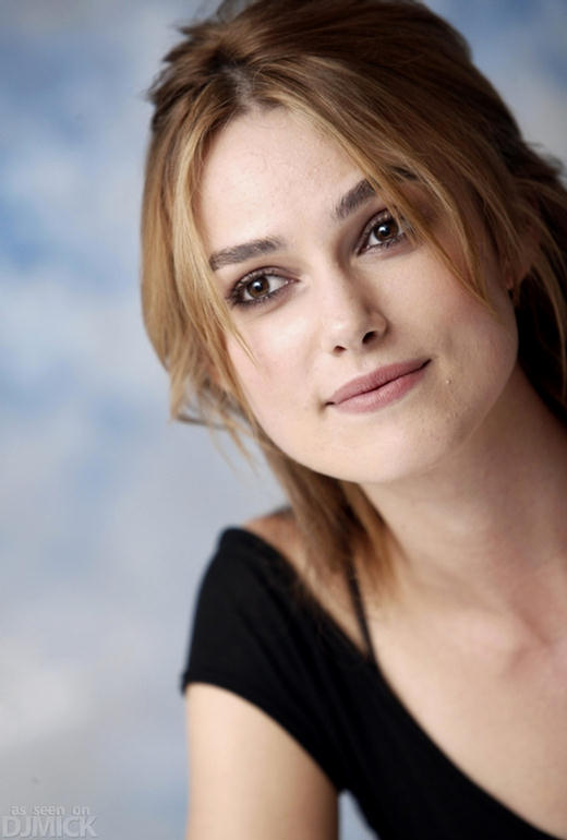 funtrublog  beautiful british actress keira knightle