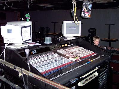 audio K9: Live Sound: FOH on Langley501