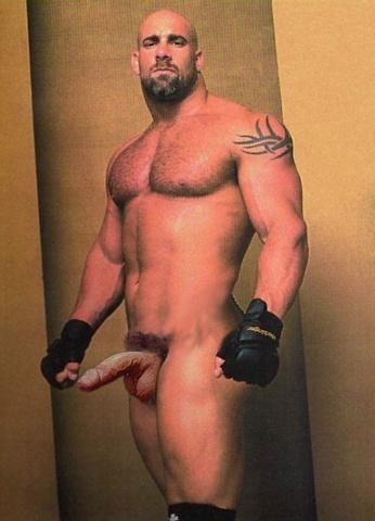 Pro naked wrestlers male