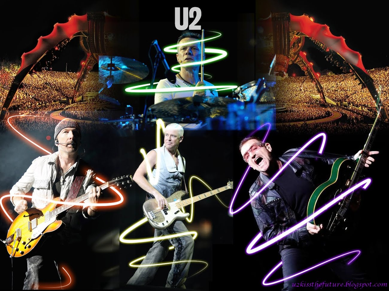 wallpaper u2 wal...U2 Desktop Wallpaper