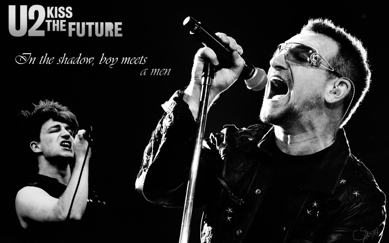 u2 kiss the future - photo #4