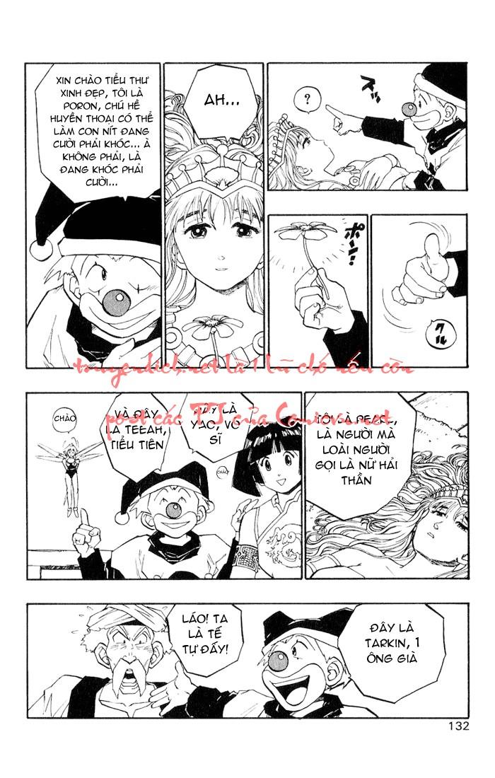 Dragon Quest: Emblem of Roto chapter 17 trang 61