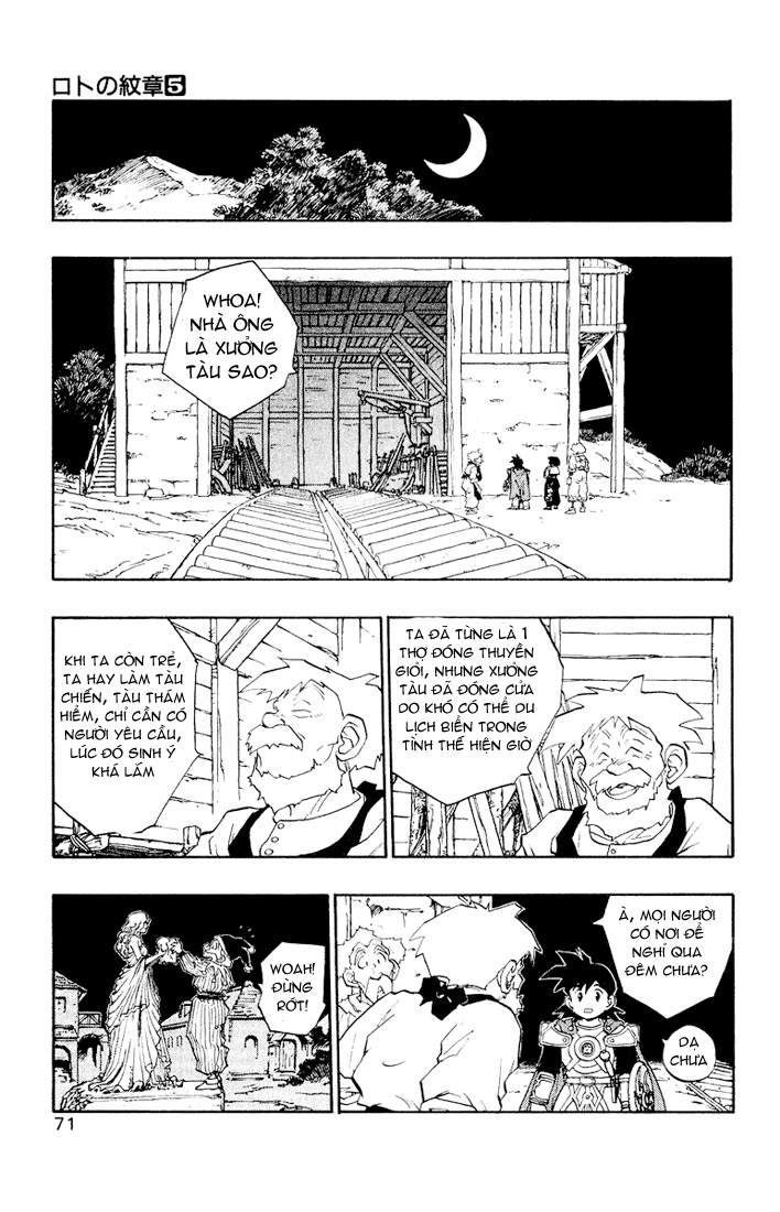 Dragon Quest: Emblem of Roto chapter 16 trang 21