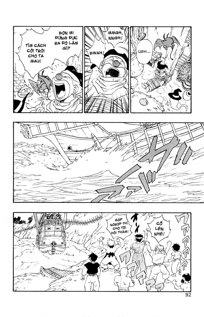 Dragon Quest: Emblem of Roto chapter 16 trang 63