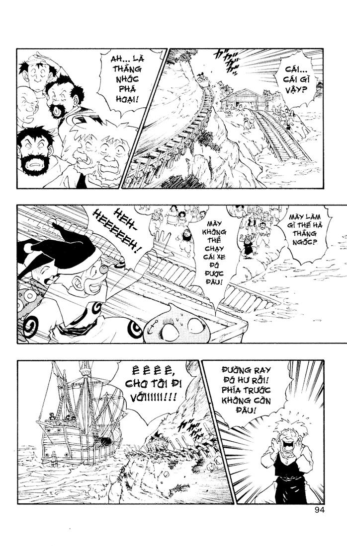 Dragon Quest: Emblem of Roto chapter 16 trang 67