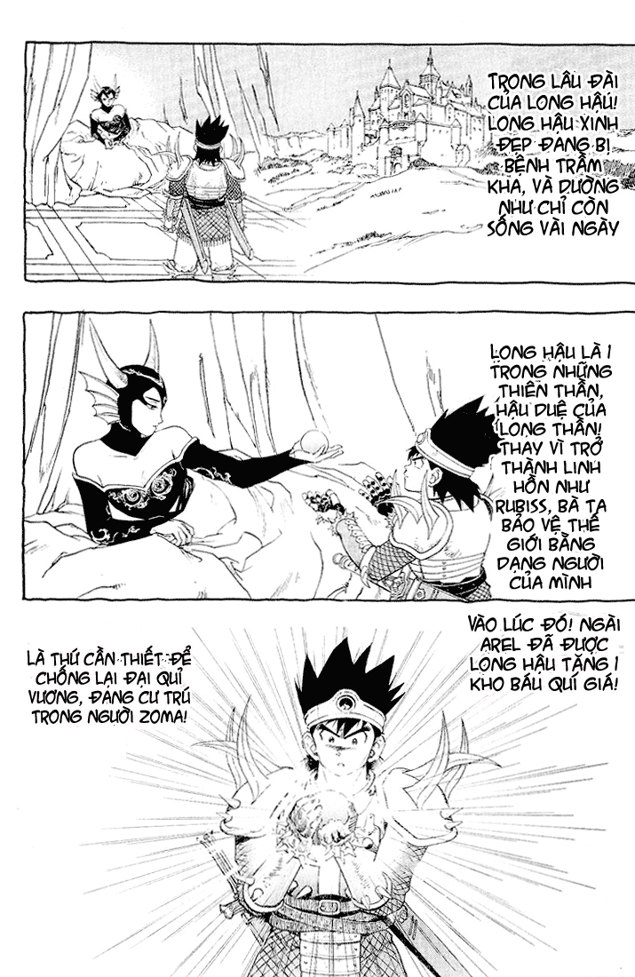 Dragon Quest: Emblem of Roto chapter 15 trang 29
