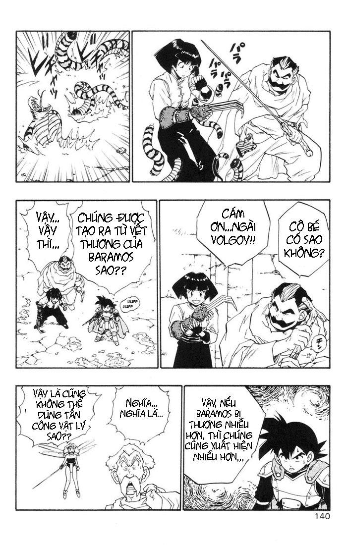 Dragon Quest: Emblem of Roto chapter 14 trang 35