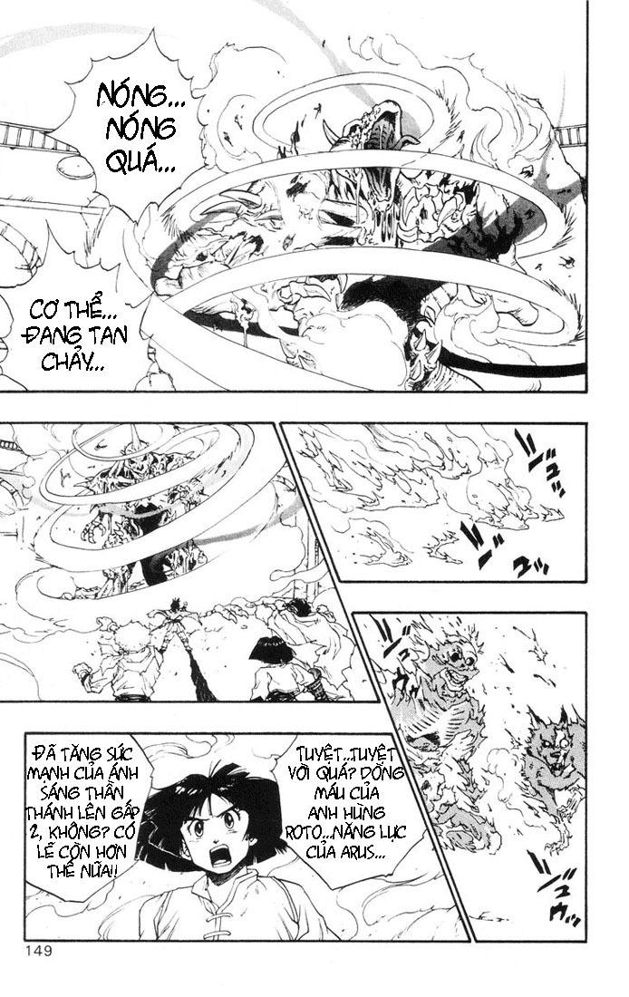 Dragon Quest: Emblem of Roto chapter 14 trang 53
