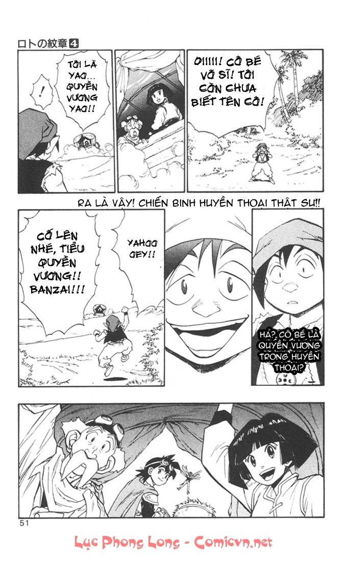 Dragon Quest: Emblem of Roto chapter 12 trang 89