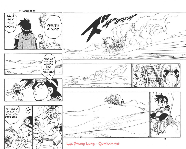 Dragon Quest: Emblem of Roto chapter 12 trang 7