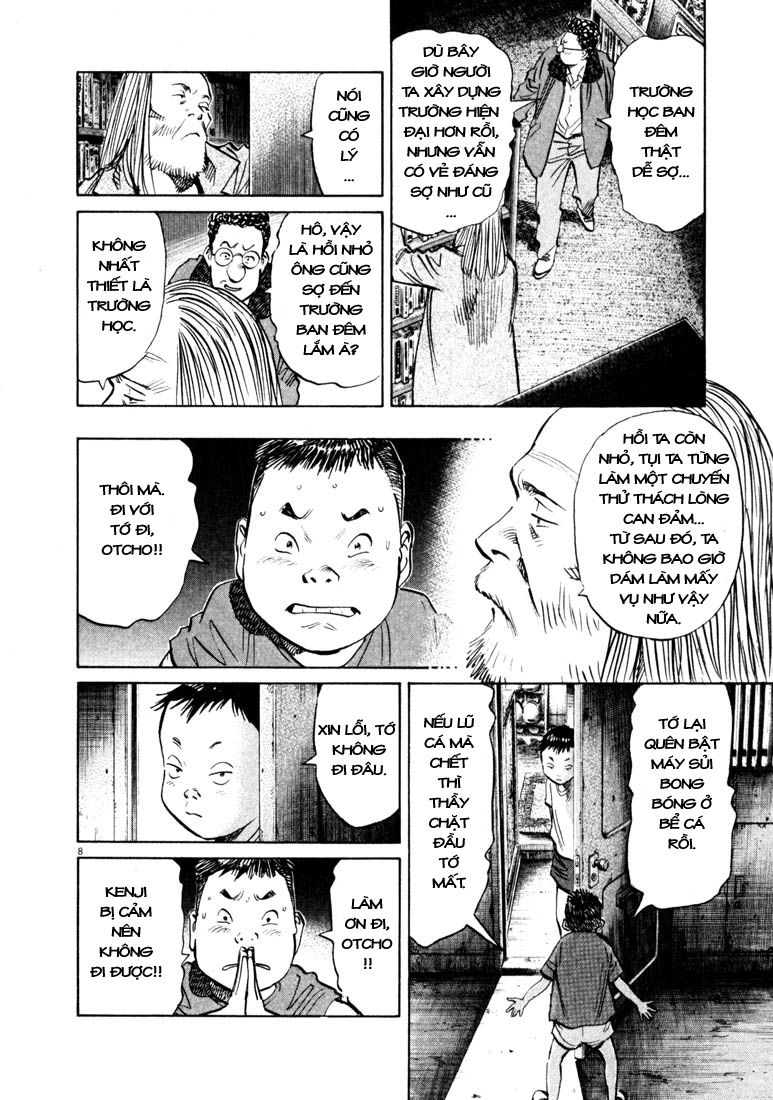 20th Century Boys chapter 126 trang 17