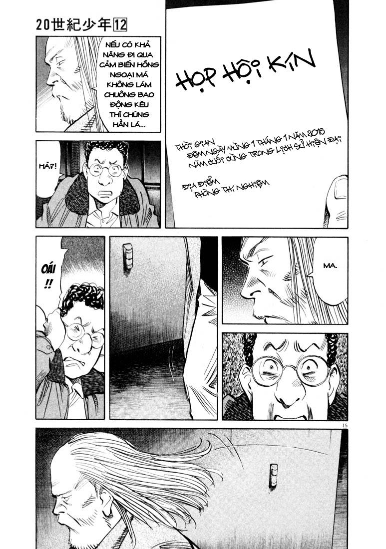 20th Century Boys chapter 127 trang 31