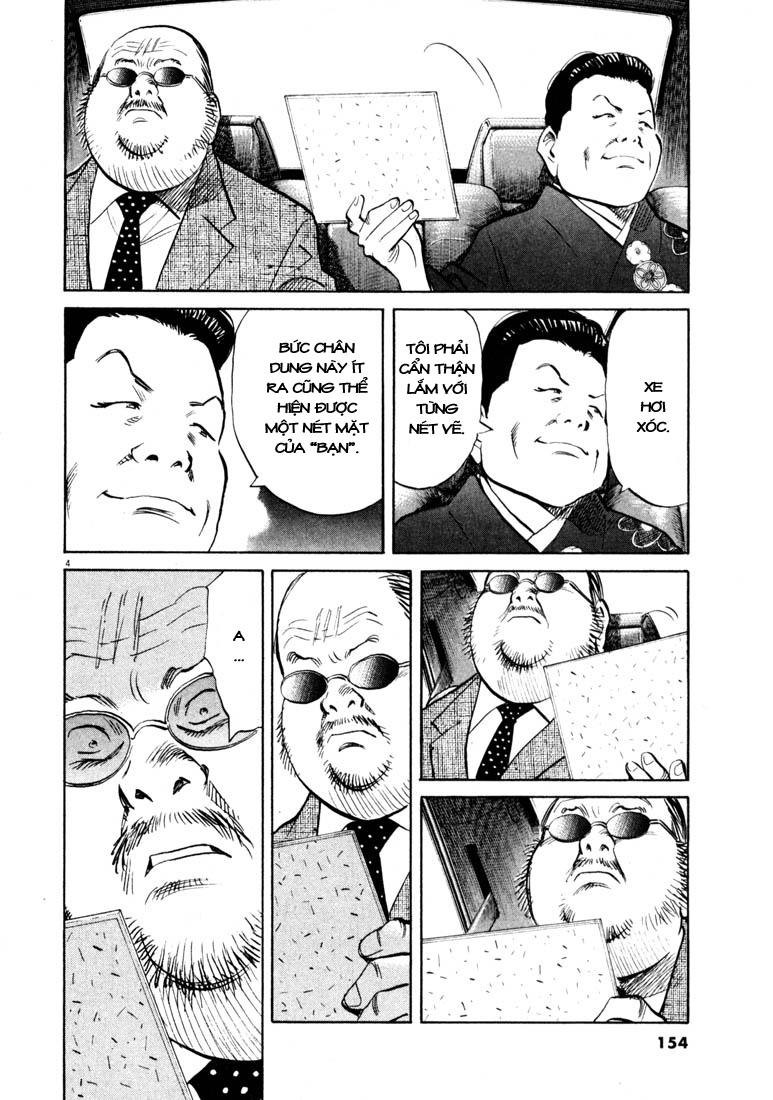 20th Century Boys chapter 130 trang 9